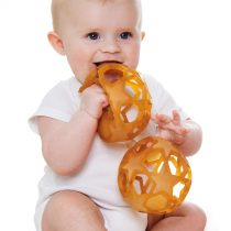 HEVEA STAR BALL Natural Rubber developing toy-ball