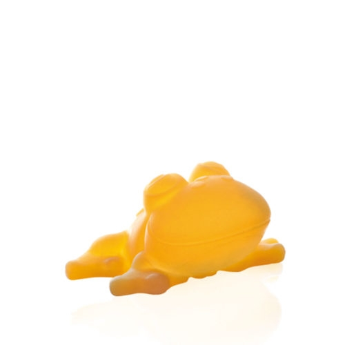 HEVEA BATH TOY (Fred The Frog) Vonios žaislas iš natūralaus kaučiuko