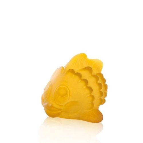 HEVEA BATH TOY (Polly The Fish) Vonios žaislas iš natūralaus kaučiuko