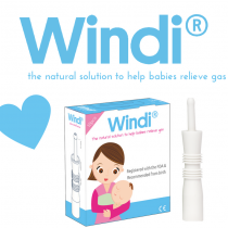 Windi® Gāzes izvades caurulīte jaundzimušajiem