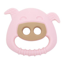 Marcus & Marcus Sensory Teether Pokey the Piglet