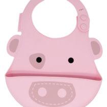 Marcus & Marcus Детский нагрудник для кормления Pokey the Piglet