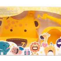 Marcus & Marcus kūdikių maitinimo rinkinys Lola the Giraffe