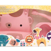 Marcus & Marcus Baby feeding set Pokey the Piglet