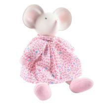Tikiri Toys Meiya in floral pink dress
