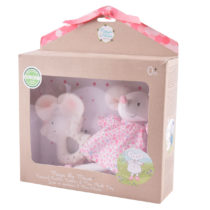 Tikiri Toys Teeather-Meiya with Soft Head Mini Meiya Toy
