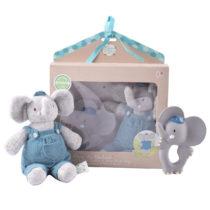 Tikiri Toys Teeather-Alvin with Soft Head Mini Alvin Toy