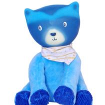 Tikiri Toys Racoon Toy vest with rubber head