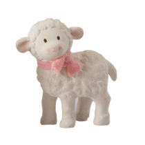 Tikiri Toys Lila Lamb rubber in box