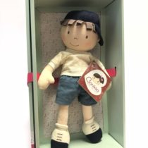 Tikiri Toys Jasper Boy Doll WITH MD SHOE BOX