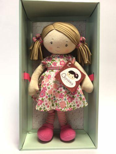 Tikiri Toys Fran Doll With Box