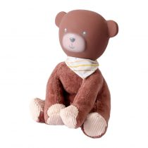 Tikiri Toys Bear toy with rubber head