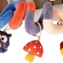 Tikiri Toys Activity Spiral