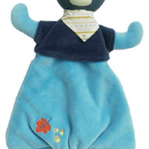 Tikiri Toys Racoon Flat toy
