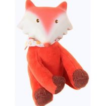 Tikiri Toys Fox toy with rubber head