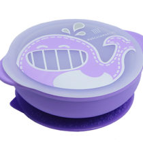 Suction Bowl with Lid – Willo