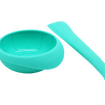 Masher Spoon & Bowl Set – Blue