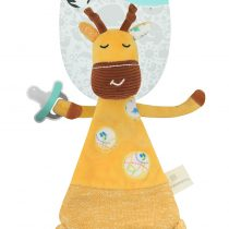 Marcus & Marcus Baby Security Blanket Lola the Giraffe