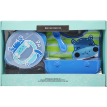 Marcus & Marcus Toddler Self Feeding Set – Lucas