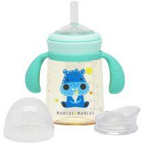 Marcus & MarcusPPSU Pudelīte mazuļiem dzeršanas iemaņu attīstīšanai – Lucas
