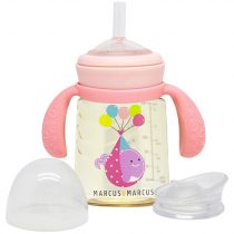 Marcus & Marcus PPSU Transition Trainer Bottle – Willo