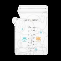 Marcus & Marcus Maisiņš mātes piena uzglabāšanai (termiski jūtīgs) 100 gab.